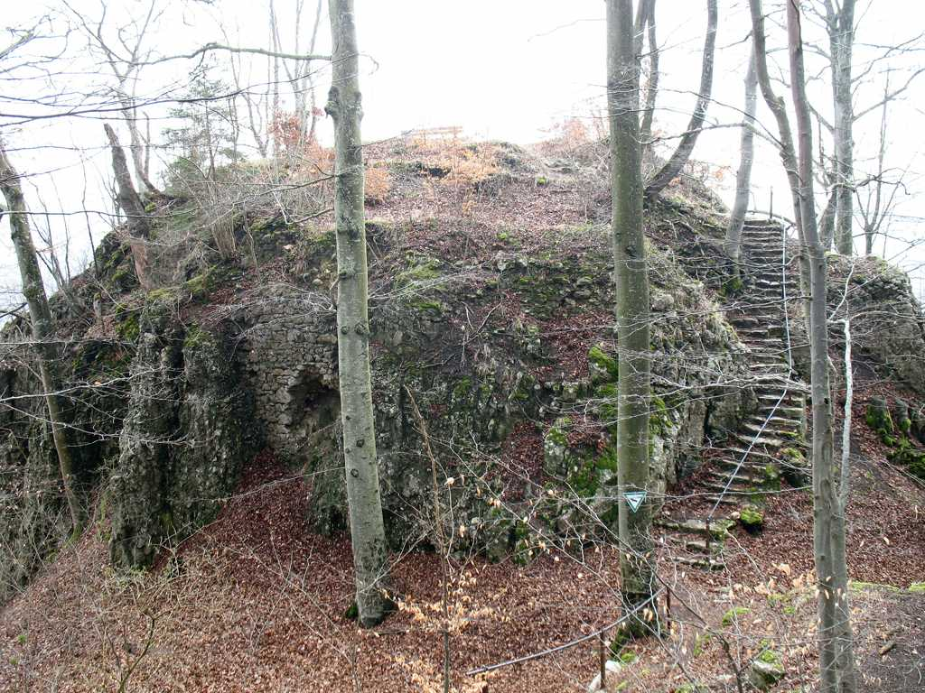 Ruine Günzelburg