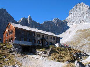 Lamsenjochhütte