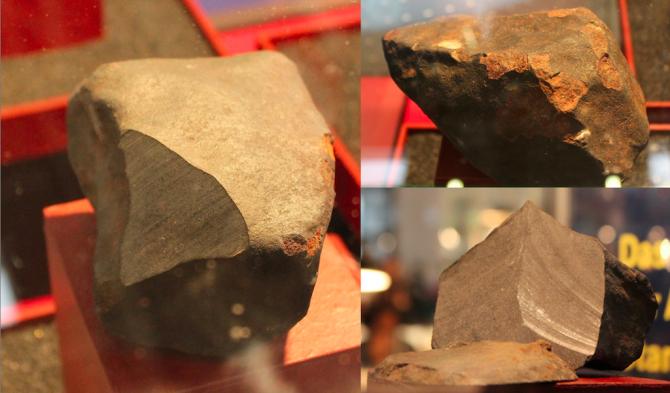 Meteorit Neuschwanstein