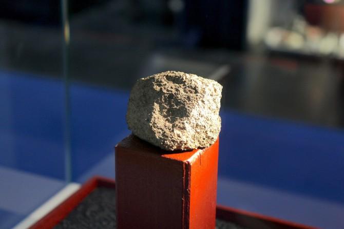 Meteorit Eichstädt