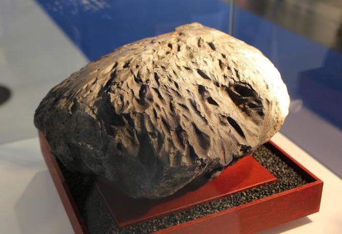 Meteorit Krähenberg