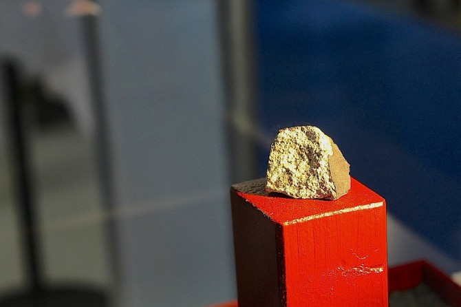 Meteorit Schönenberg