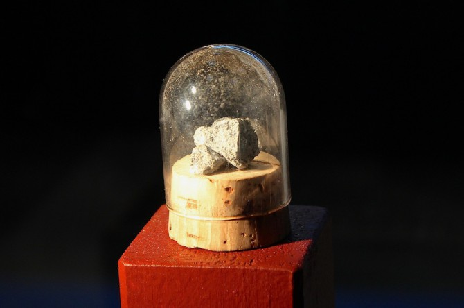 Meteorit Massing