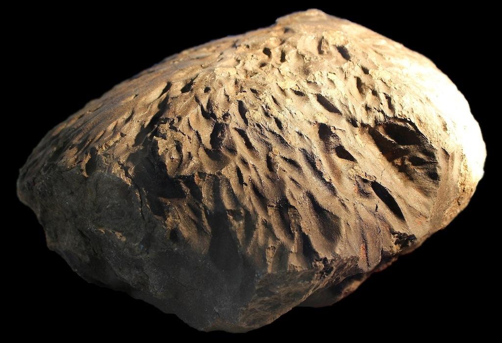 Meteorit Krähenberg Mineralientage
