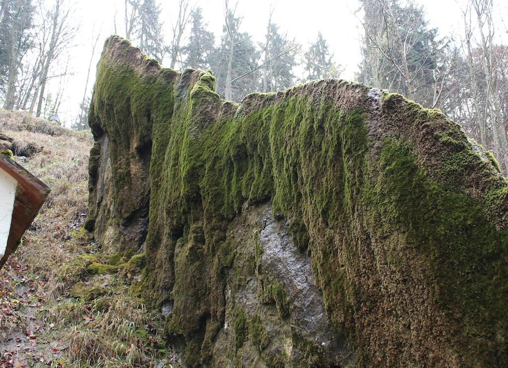 Wachsender Felsen Usterling