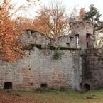 Wachtürmchen auf der Ringmauer