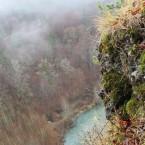 Ausblick von der Riesenburg auf die Wiesent 1