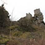 Wohnturm von Nordost