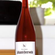 Flasche Etikett