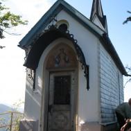 Kapelle Riederstein, angekommen