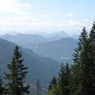 Baumgartenschneid Ausblick