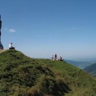 Baumgartenschneid, Gipfel
