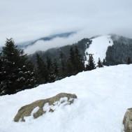 Hörnle im Schnee