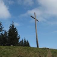 Gipfelkreuz Vorderes Hörnle