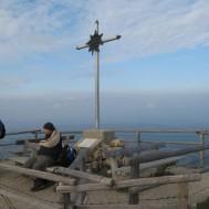 Hörnle Gipfelkreuz
