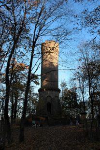 Katzenbuckel Turm
