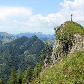 Rehleitenkopf, Gipfel