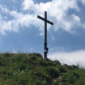 Rehleitenkopf Gipfelkreuz