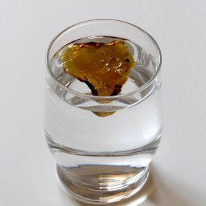 Bernstein Salzwasser