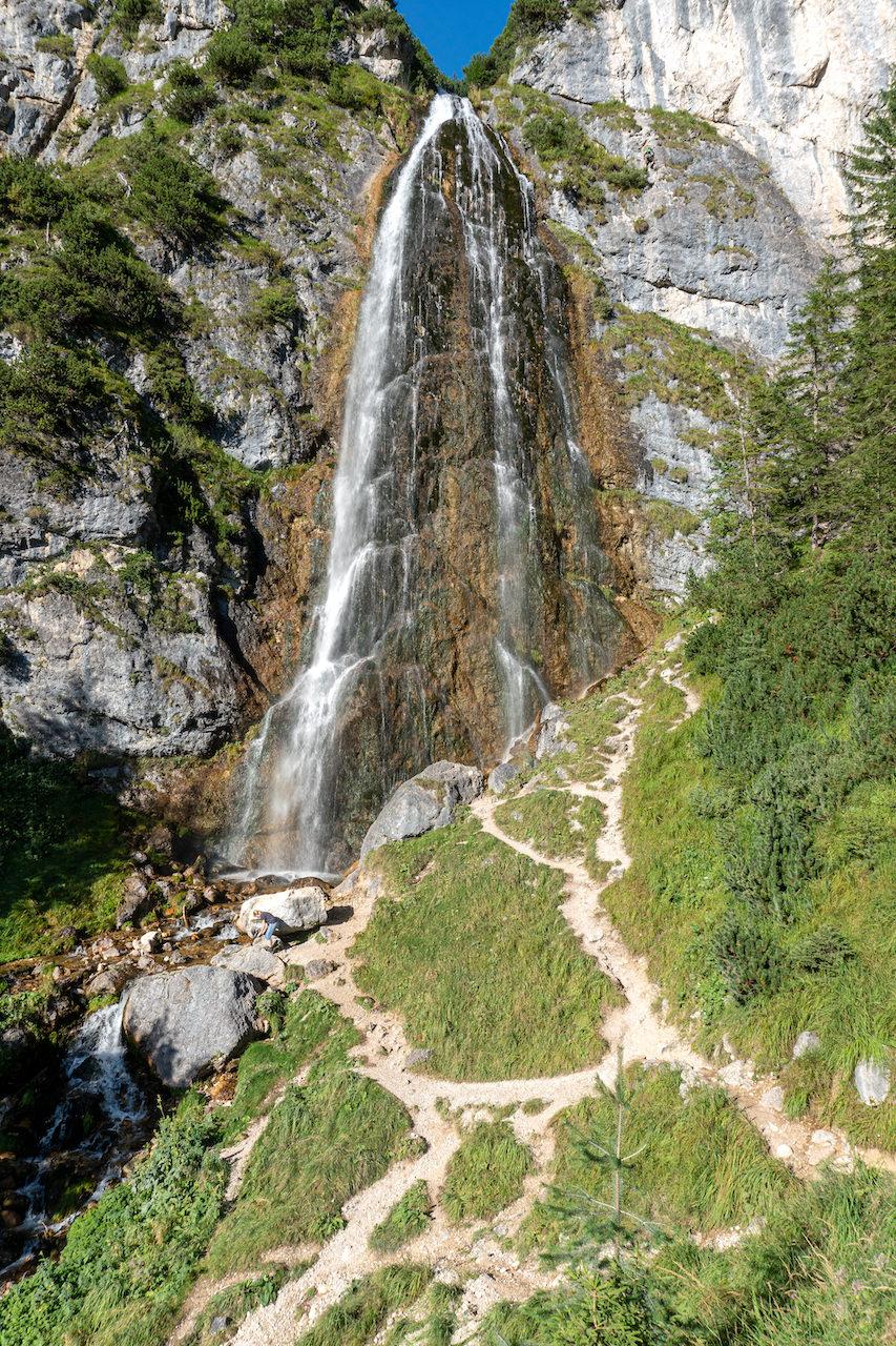 Dalfalzer Wasserfall