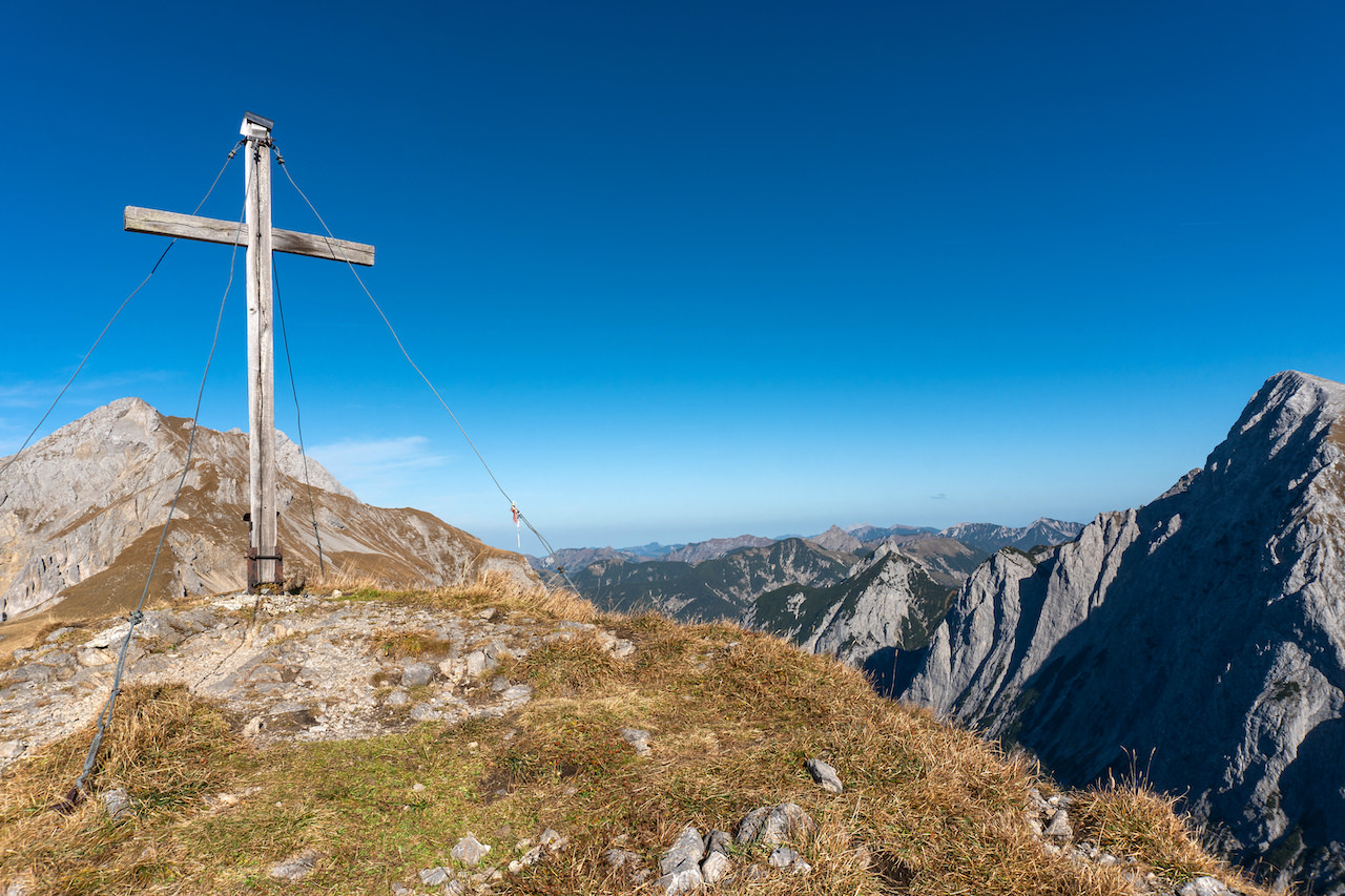 Mahnkopf Gipfel
