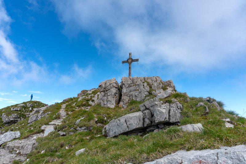 Thaneller Gipfelkreuz